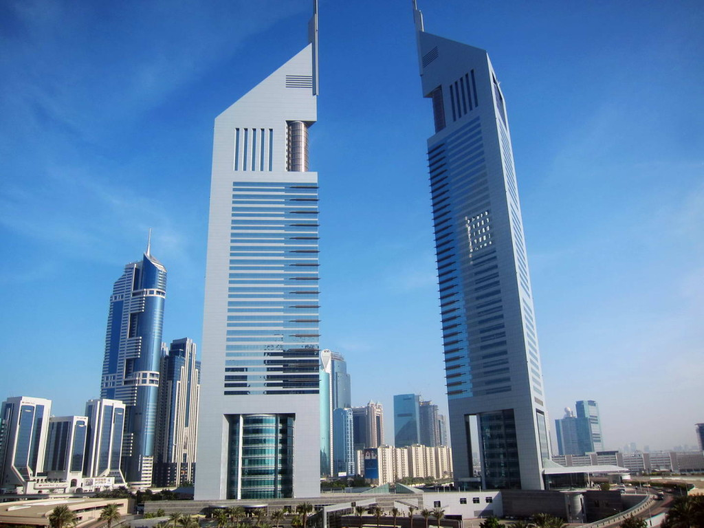 Emirates Towers – Dubai